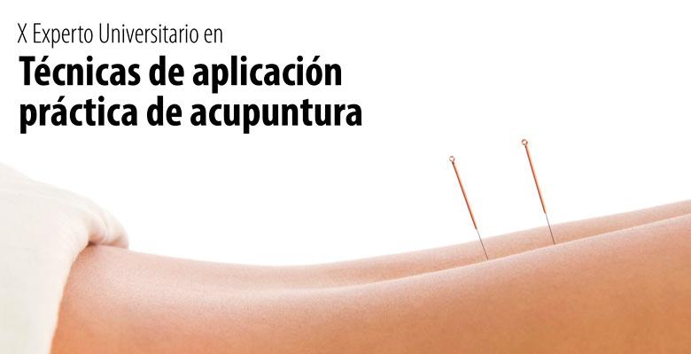 Experto en técnicas de acupuntura imagen noticia