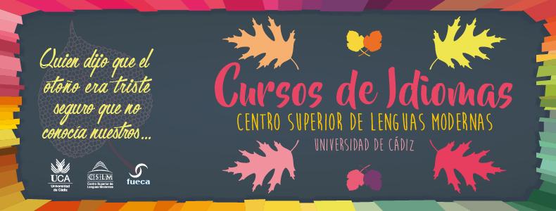 Cursos de otoño de idiomas