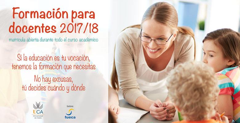 formación para docentes