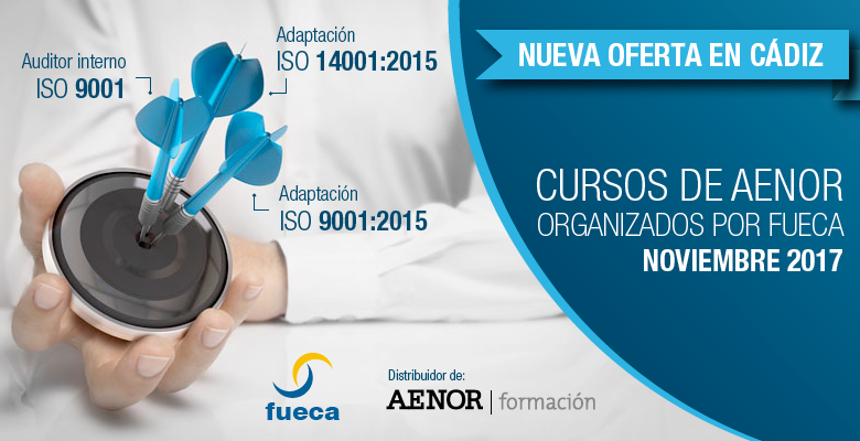 Cursos de AENOR Noticia